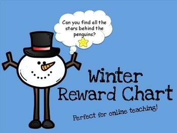 Winter Reward Chart