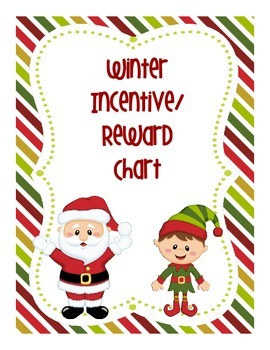 Winter Reward/Incentive Chart