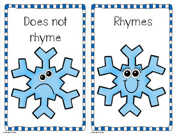Winter Rhymes