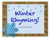 Winter Rhyming Cards!