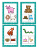 Winter Rhyming Clip Cards