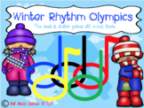 Winter Rhythm Olympics- Five Musical Station Games with a