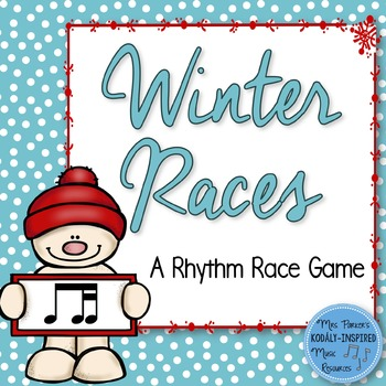 Winter Rhythm Races {Ti-Tika}