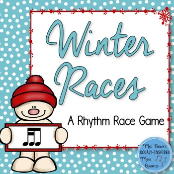 Winter Rhythm Races {Tika-Ti}