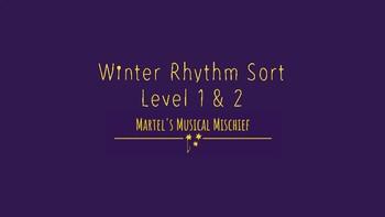 Winter Rhythm Sort