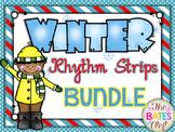Winter Rhythm Strips Bundle