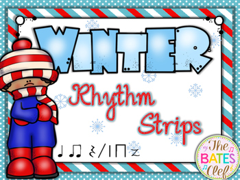 Winter Rhythm Strips Ta-Titi-Rest