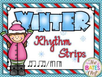 Winter Rhythm Strips Ti Tika / Tika Ti