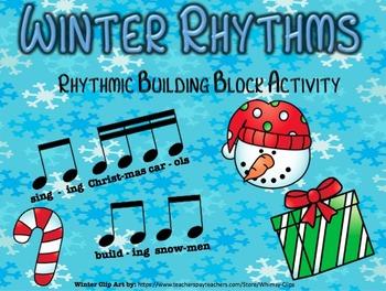 Winter Rhythms: Composition & Drum Circle Activity