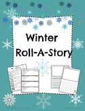 Winter Roll-A-Story Activity Pack!