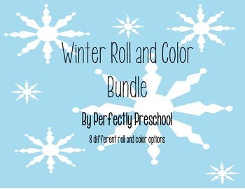 Winter Roll and Color Bundle