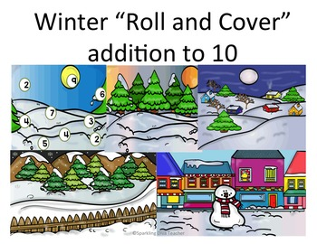 """Winter """"Roll and Cover"""""""