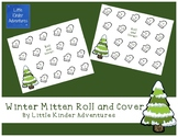 Winter Mitten Roll and Cover