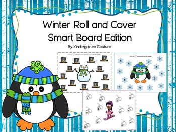 Winter Roll and Cover SMART Board Edition