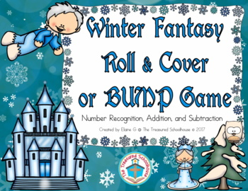 Winter Roll and Cover or BUMP Game
