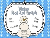 Winter Roll and Graph Fun