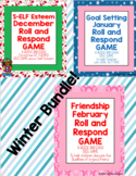 Winter Make Your Own Dice Bundle Games