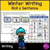 Winter Roll and write a sentence or story