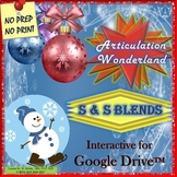 Winter S and S Blends Articulation Unit for GOOGLE Drive Digital - Teletherapy