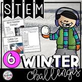 STEM Winter Challenges Bundle
