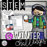 Winter STEM Challenges | January Activities | Google Class