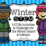 Winter STEM Activities and Challenges