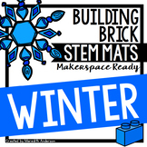 Winter STEM Activities for Building Bricks: STEM Mats
