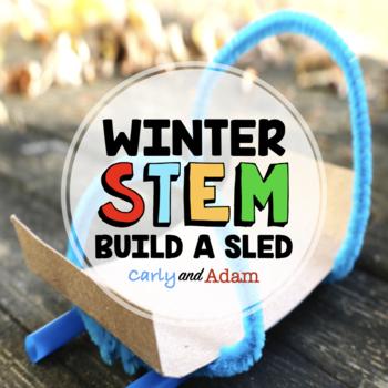 Winter STEM Activity: Build a Sled
