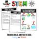 Build a Sled Winter STEM Activity