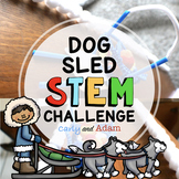 Dog Sledding Winter STEM Activity