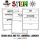 Winter STEM Activity: Snowball Fight Challenge