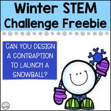 Winter STEM Challenge