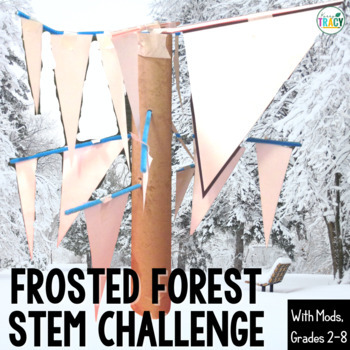 Winter STEM Challenge: Frosted Forest