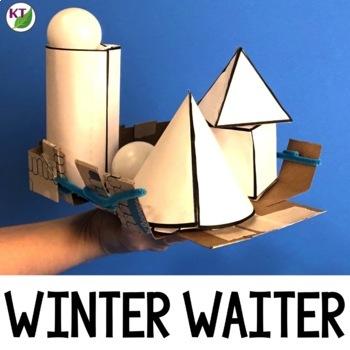 Winter STEM Challenge: Winter Waiter