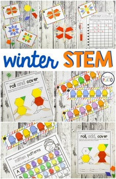Winter STEM Challenges