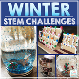 Winter STEM Challenges - December STEM