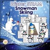 Winter STEM:  Snowman Skiing to Explore Energy