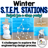 Winter STEM Stations