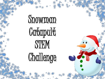 Winter STEM bundle