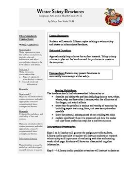 Winter Safety Brochure