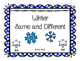 Winter Same and Different