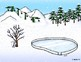 Winter Scenes: Open-Ended Activity for Teletherapy
