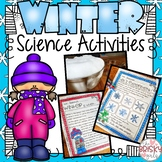 Winter Science Activities and Reading Passages