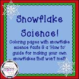 Snowflake Science Activity