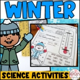 Winter Science Activities and Close Reading Passages