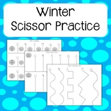 Winter Scissor Practice