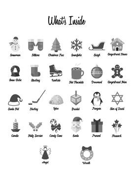 "Winter Scissor Skills: 25 Color, Cut & Paste ""Craftivities"" for Kids"