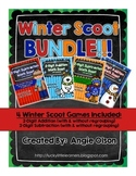 Winter Task Card Bundle-(4 products included!)