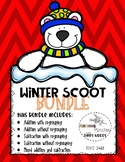 Winter Scoot Bundle -addition & subtraction-