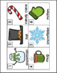 Winter Scoot, Write the Room, and Graphing Bundle